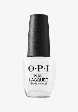 NAIL LACQUER - Nail polish - nll 00 alpine snow