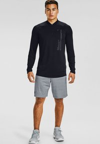 Under Armour - Long sleeved top - black - 1
