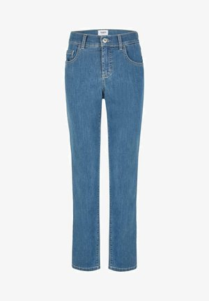 DOLLY - Straight leg jeans - light blue