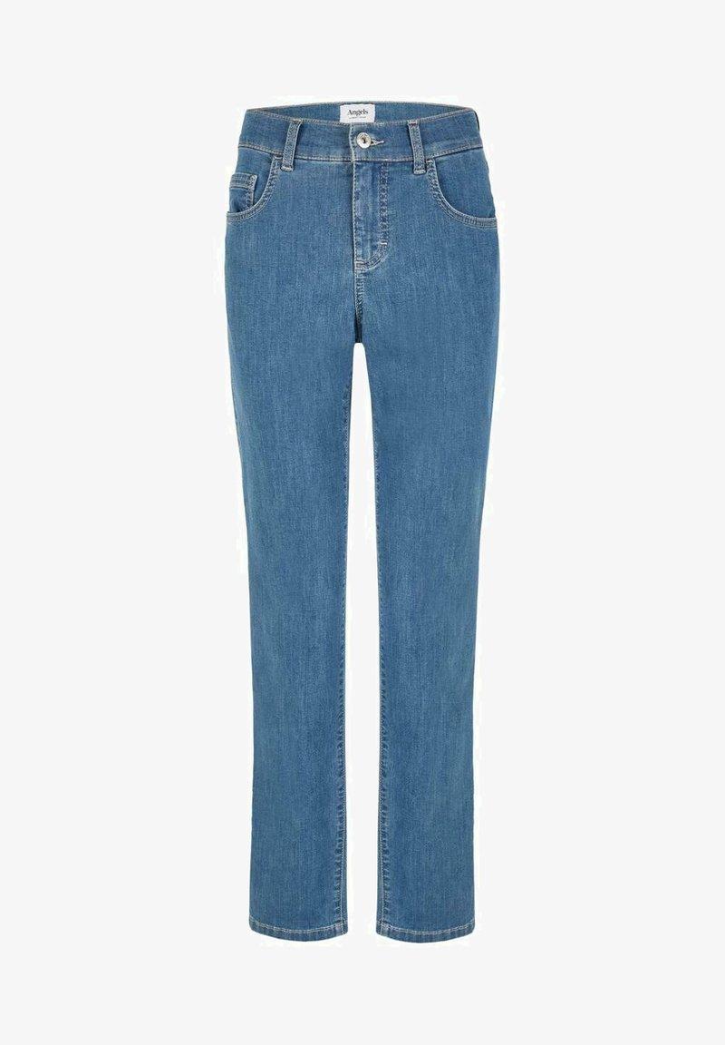 Angels - DOLLY - Straight leg jeans - light blue