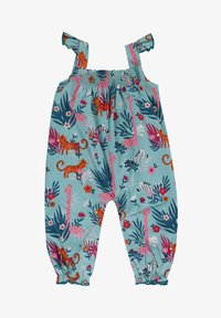 Lilly + Sid - Dungarees - multi-coloured - 0