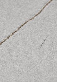 Kids ONLY - Sweater met rits - light grey melange - 2