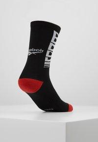 Reebok - TECH STYLE CREW SOCK - Sportovní ponožky - black - 3