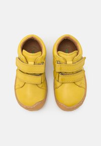 Froddo - MINNI UNISEX - Touch-strap shoes - yellow - 3