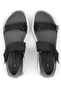 United Nude - VITA - Platform sandals - black - 3