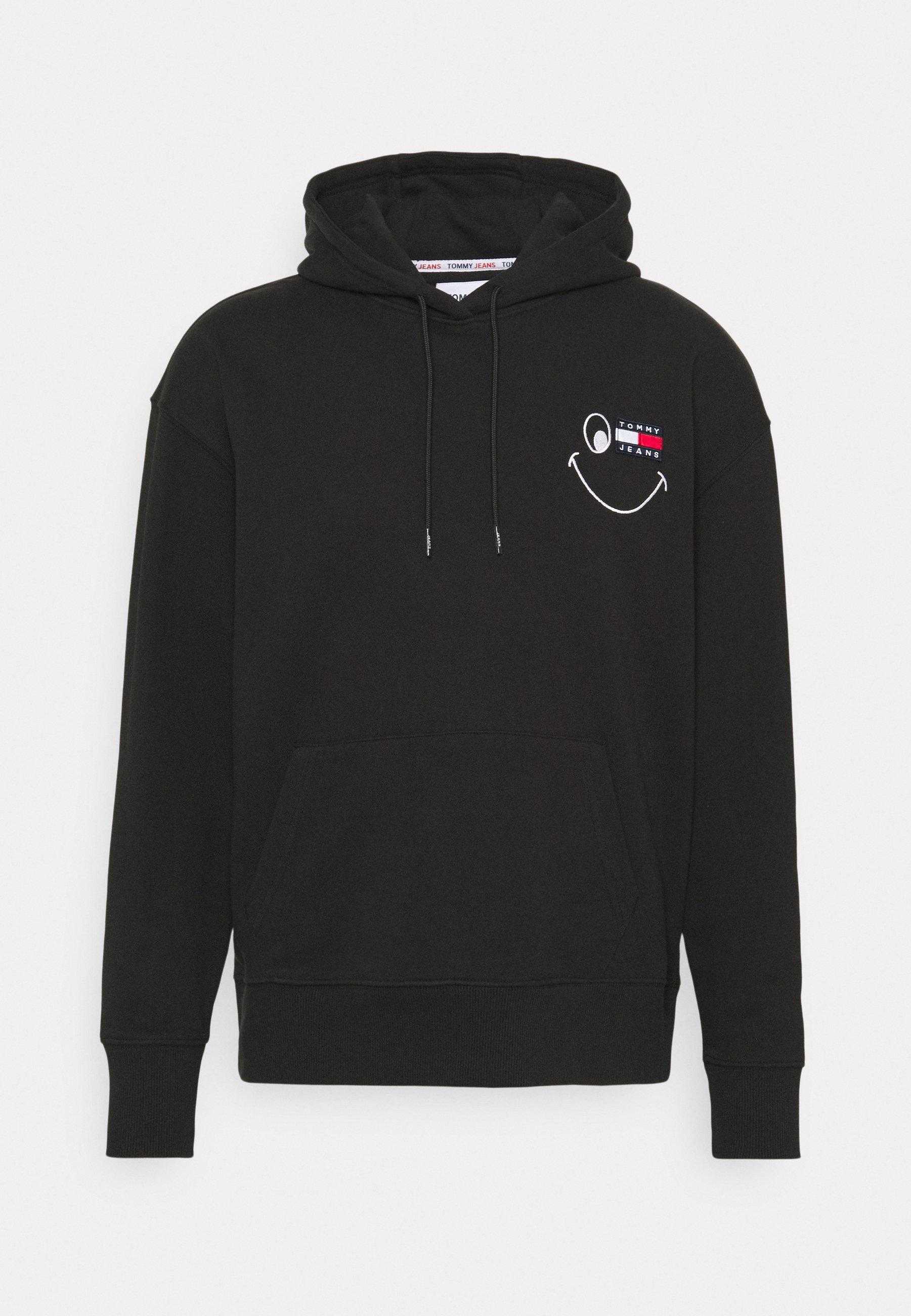 Men BADGE HOODIE UNISEX - Zip-up sweatshirt