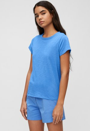 REGULAR FIT - Basic T-shirt - intense blue
