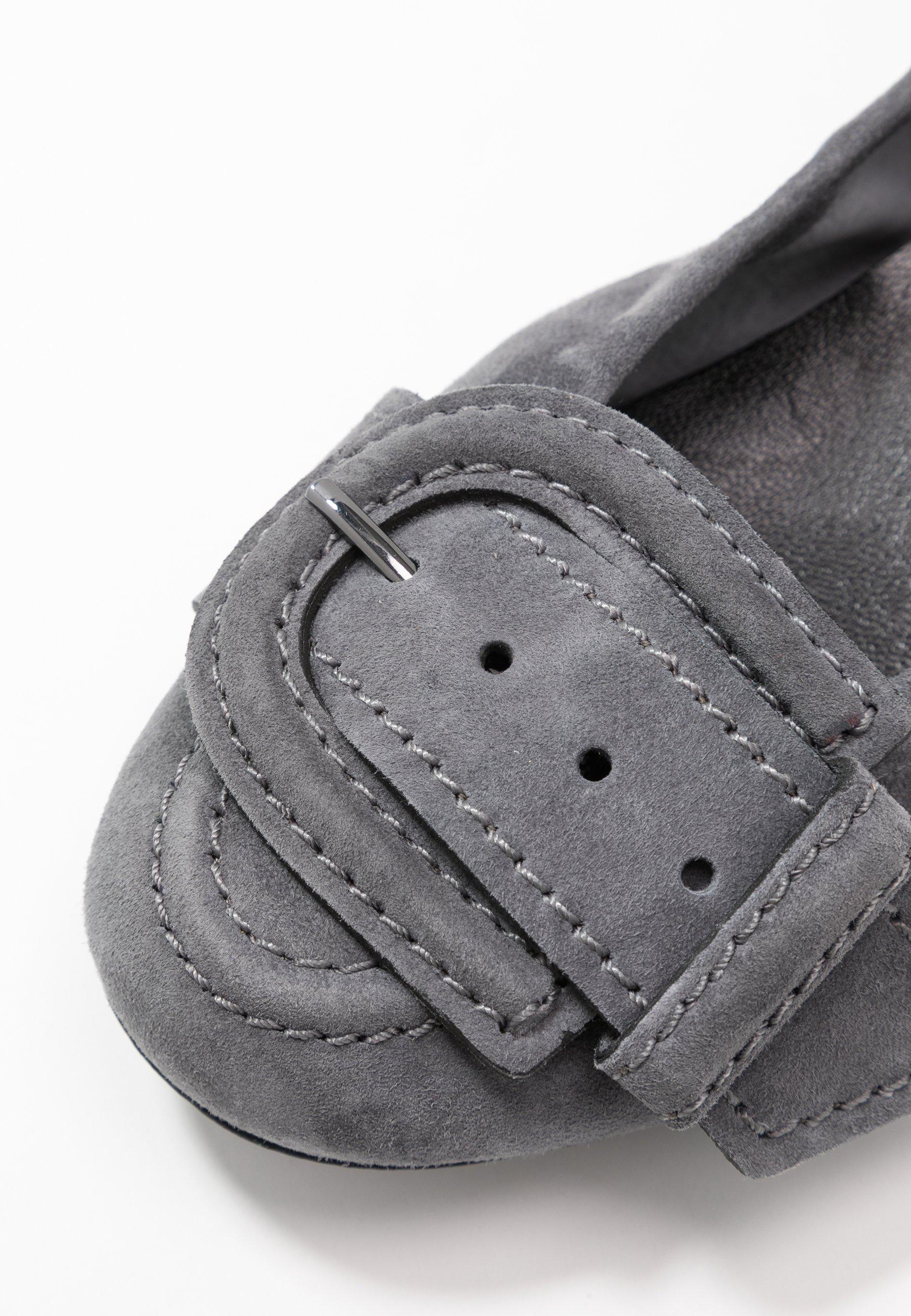 Latest Discount Cheapest Kennel + Schmenger MALU - Ballet pumps - grigio | women's shoes 2020 6Hf1C