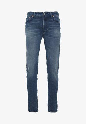 SLICK - Jeans slim fit - hellblau