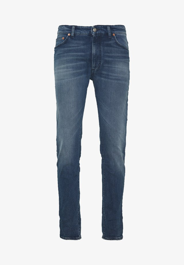SLICK - Jeansy Slim Fit - hellblau