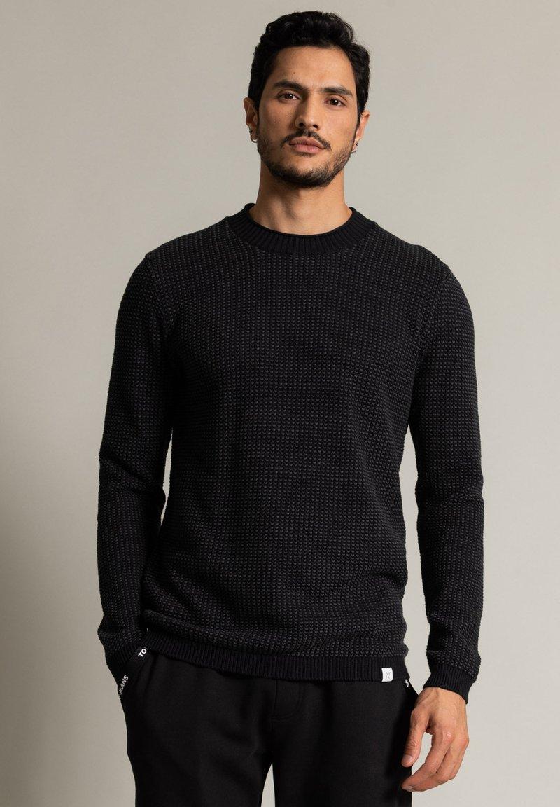 Nowadays - Sweatshirt - schwarz