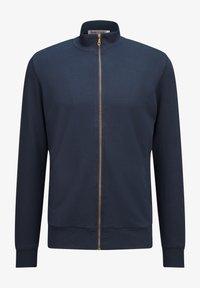 Greta & Luis - Zip-up sweatshirt - marino - 0