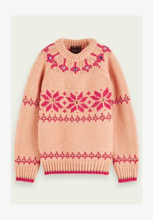 Strickpullover - combo a