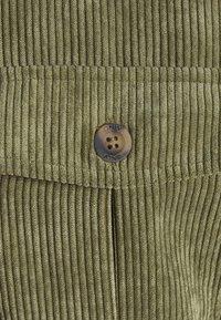 ONLY - ONLNINA SHORT SHACKET - Summer jacket - kalamata - 2