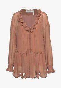 See by Chloé - Blouse - blushy brown - 0