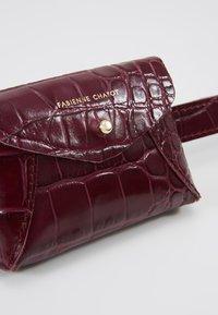 Fabienne Chapot - CINDY MINI PURSE BELT - Bum bag - wine and dine - 6