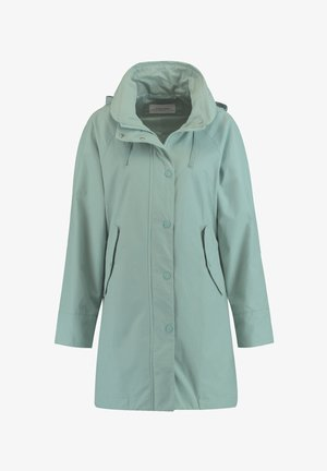 Short coat - harbor gray