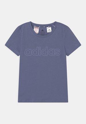 UNISEX - Print T-shirt - orbit violet