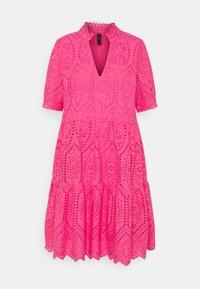 YAS - YASHOLI DRESS  - Day dress - fandango pink - 0
