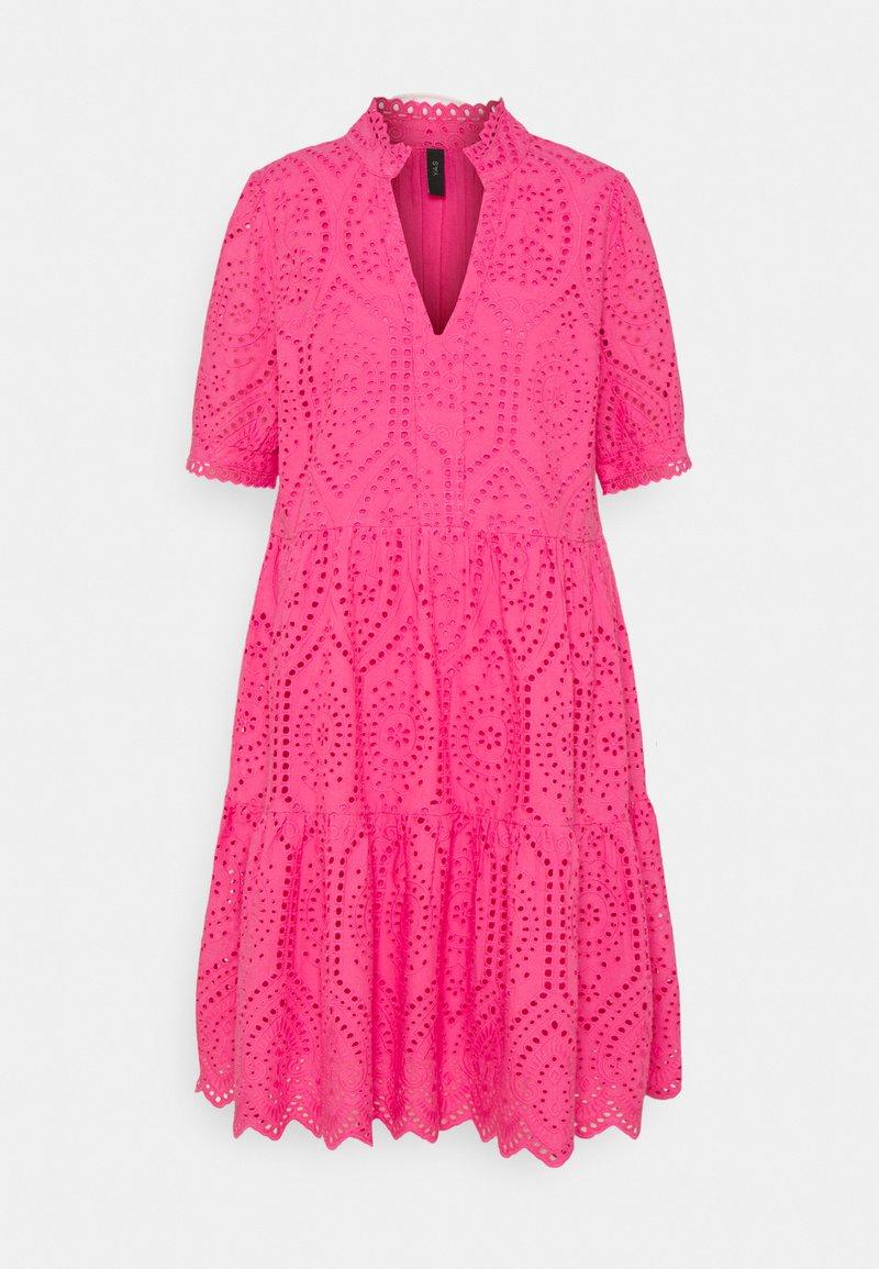 YAS - YASHOLI DRESS  - Day dress - fandango pink