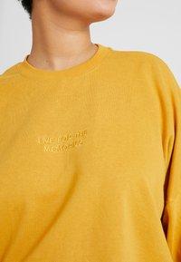 Cotton On Curve - HARPER CREW CROP - Sweatshirt - cocoon - 4