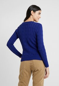 Polo Ralph Lauren - CLASSIC - Jumper - fall royal - 2