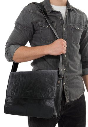 PHARELL - Across body bag - black