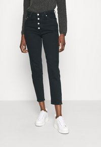 Calvin Klein Jeans - MOM - Relaxed fit jeans -  blue black shank - 0