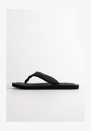 CADELLI - T-bar sandals - black