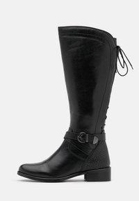 San Marina - SABRAVI - Vysoká obuv - noir - 1