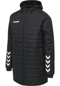 Hummel - Winter jacket - black - 1