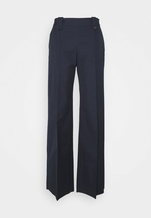 GRETTA TROUSERS  - Trousers - dark blue