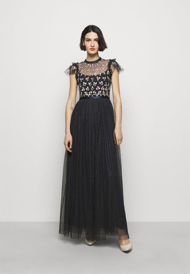ROCOCO BODICE MAXI DRESS - Suknia balowa - sapphire sky