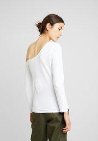 Even&Odd - Long sleeved top - white - 2