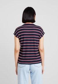 Mavi - STRIPE - Print T-shirt - dress blue - 2