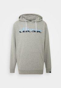 Ellesse - ELIANO - Print T-shirt - grey - 4