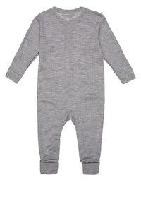 Joha - Pijama - hellgrau meliert - 1