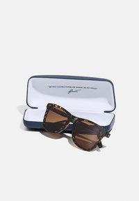 Lacoste - UNISEX - Sunglasses - dark havana - 3