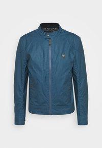 KELLAND JACKET - Summer jacket - airforce blue