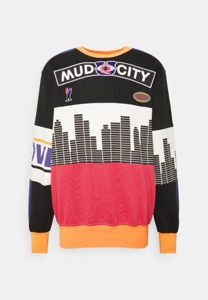 UBIQUITY CREWNECK UNISEX - Sweatshirt - black