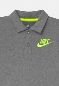 Nike Sportswear - UNISEX - Polo shirt - carbon heather - 2
