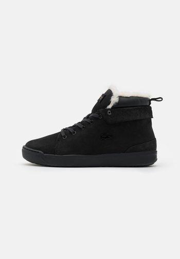 EXPLORATEUR THERM0 - Sneakers alte - black
