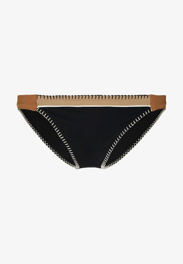 FRESIA - Bikini bottoms - noir