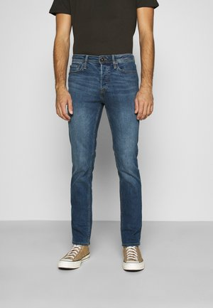 JJIOTTIM JJORIGINAL  - Slim fit jeans - blue denim