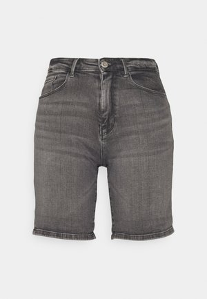 ONLPAOLA LIFE - Shorts di jeans - medium grey