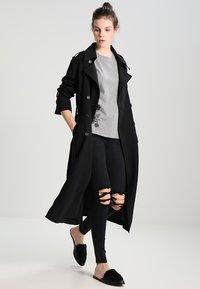 Dr.Denim - LEXY - Jeans Skinny Fit - wrecking black - 2