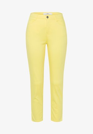 STYLE MARY  - Trousers - yellow