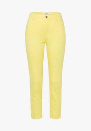 STYLE MARY  - Stoffhose - yellow