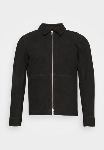 JONAH ZIP OVERSHIRT