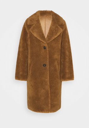 LANGARM - Zimní kabát - brown